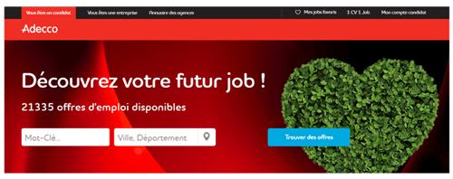 www.adecco.fr inscription