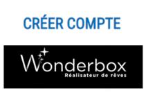 www.wonderbox.fr Espace personnel