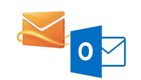 Ouvrir boite hotmail