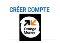 Créer compte orange money