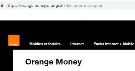 Ouvrir un compte orange Money en ligne