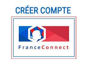 Créer un compte France connect