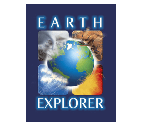 Compte earth explorer