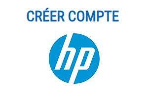Hpconnected.com créer un compte