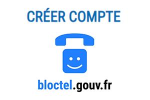 Bloctel.gouv.fr inscription