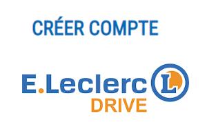 Leclerc drive mon compte en ligne