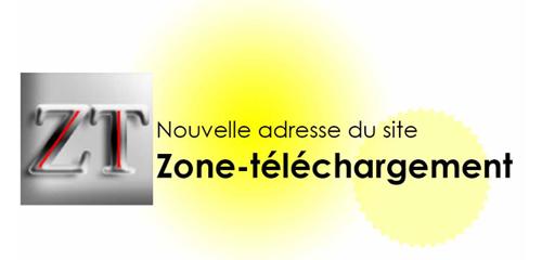 Zone de téléchargement nouvelle adresse 2019