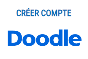 créer un compte doodle gratuit