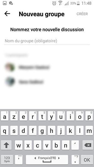 conversation groupe fcb