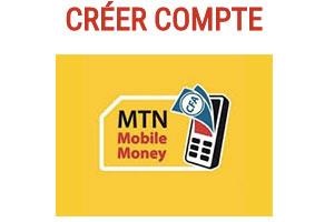 Créer un compte MTN Mobile Money