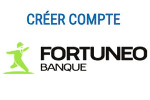 ouvrir compte fortuneo banque en ligne