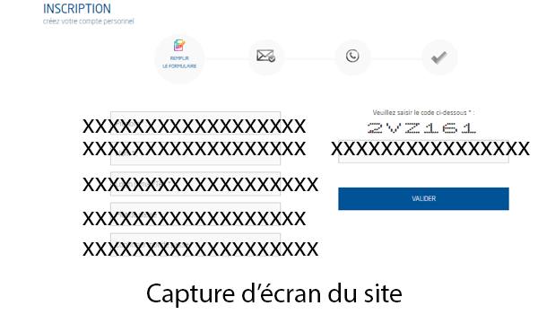 S'inscrire sur tunisietelecom.tn