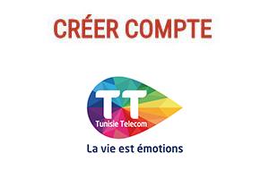 Tunisie telecom inscription mon compte tt
