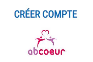 Abcoeur chat créer mon profil