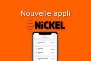 application mobile compte nickel