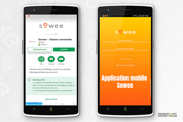 telecharger application mobile sowee