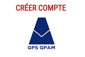 créer un compte www.gpam.fr