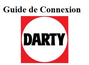 guide de connexion à l'espace client Darty