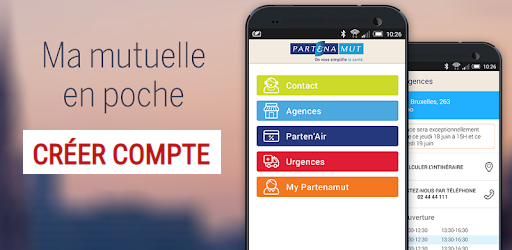 mypartenamut.be log in sur mobile
