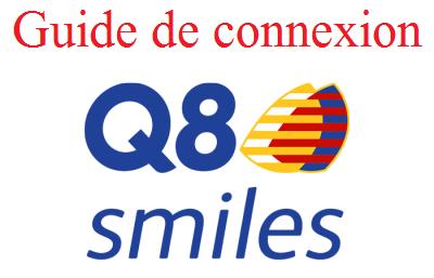 q8 smiles login
