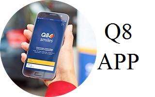 q8 smiles app