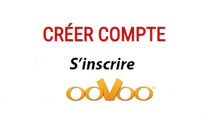 S'inscrire à ooVoo