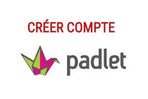 comment créer un compte Padlet ?