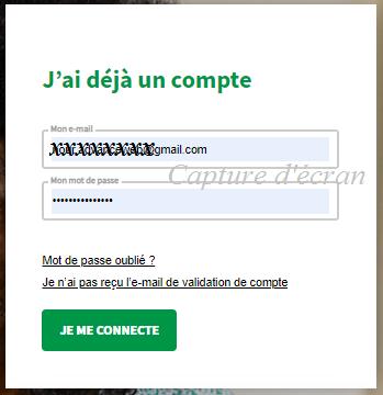 se connecter à www.merci-mon-thermomix.com mon compte