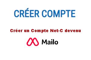 Créer un Compte Net-C