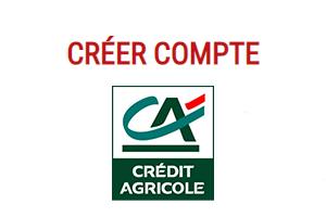 Ouvrir un compte au Crédit Agricole