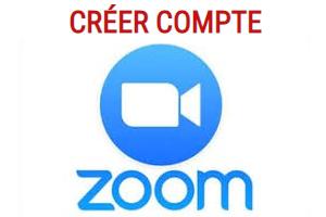zoom account : s'inscrire pour lancer une web conférence