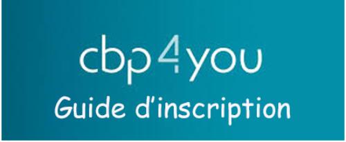 Créer un compte cbp4you