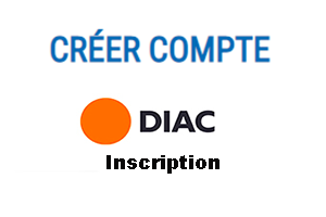 Ouvrir mon compte DIAC