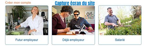 declaration salarie domicile cesu