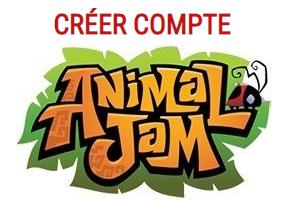 créer compte animal jam