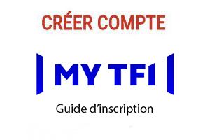 S'inscrire sur Mytf1