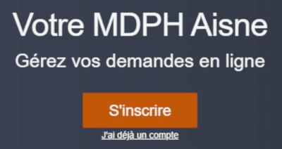 Accueil mdph souscription