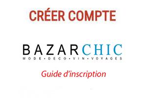 Site de ventes privées Bazarchic