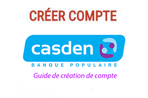 Inscription casden