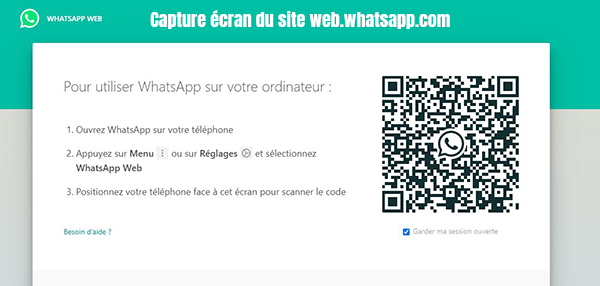 version web whatsapp