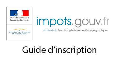 Créer un compte impôts.gouv.fr