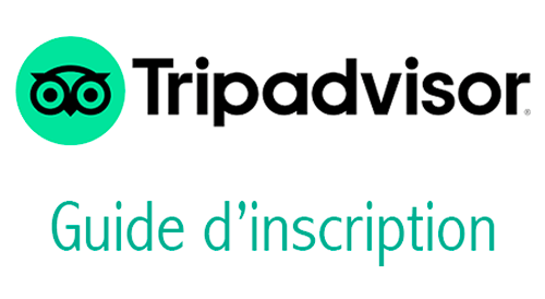 S'inscrire sur tripadvisor