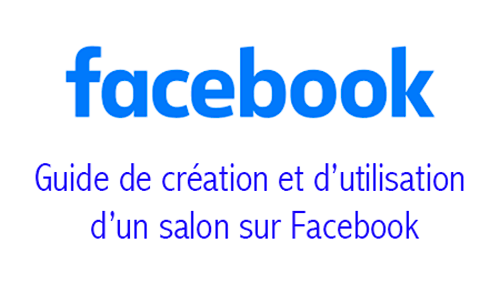 Comment créer un salon sur facebook