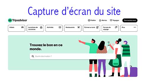 Créer un compte sur tripadvisor.fr