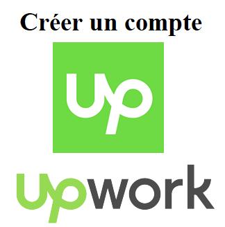 créer un compte upwork
