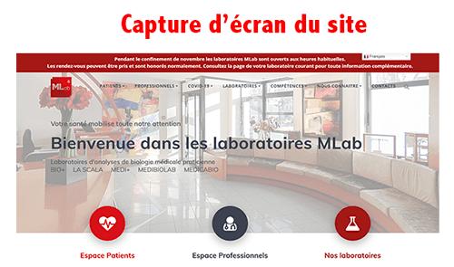 Créer un compte www.mlab-groupe.fr
