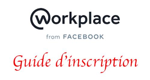 workplace facebook connexion