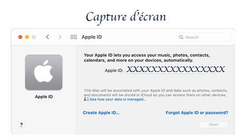 comment créer un deuxième identifiant apple