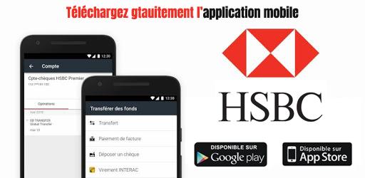 application mobile hsbc