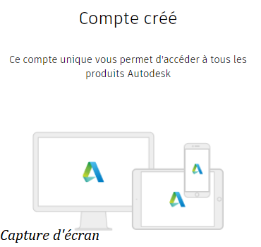 create an account audesk